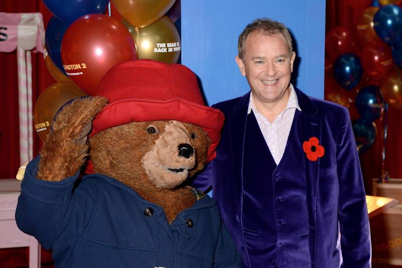 Hugh Bonneville led tributes to the character's creator Michael Bond (Photo Dave J Hogan / Getty Images)