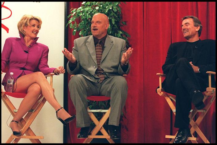 <p>An unlikely fan of <em>The Young and The Restless</em>, Ventura made an appearance on the show in 2000. He played himself as the governor of Minnesota, where he asked Victor Newman to be his running mate in a bid for the U.S. presidency. Things didn't work out for either of them. </p>