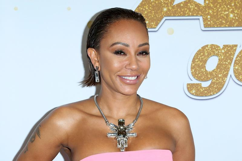 Mel B (Credit: Willy Sanjuan/Invision/AP)