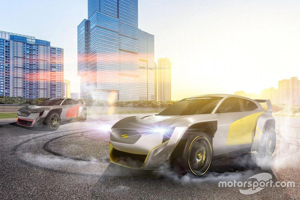 """SuperCharge cars<span class=""""copyright"""">SuperCharge </span>"""
