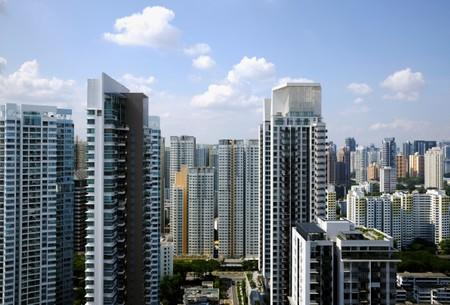 Singapore luxury apartment sales hit 11-year high, driven by Chinese demand