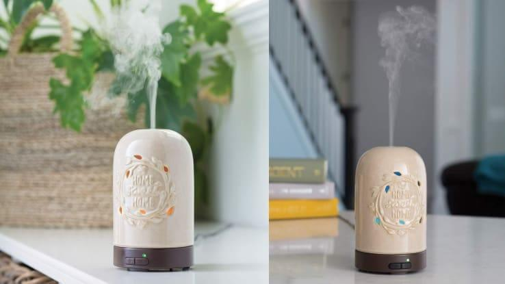 Best self-care gifts: Essential oil diffuser