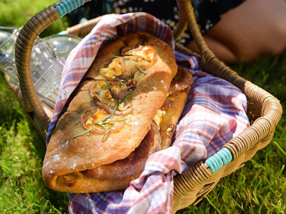 Although perfect for a picnic, you'll want to remake these recipes again and again (Carr's Flour)