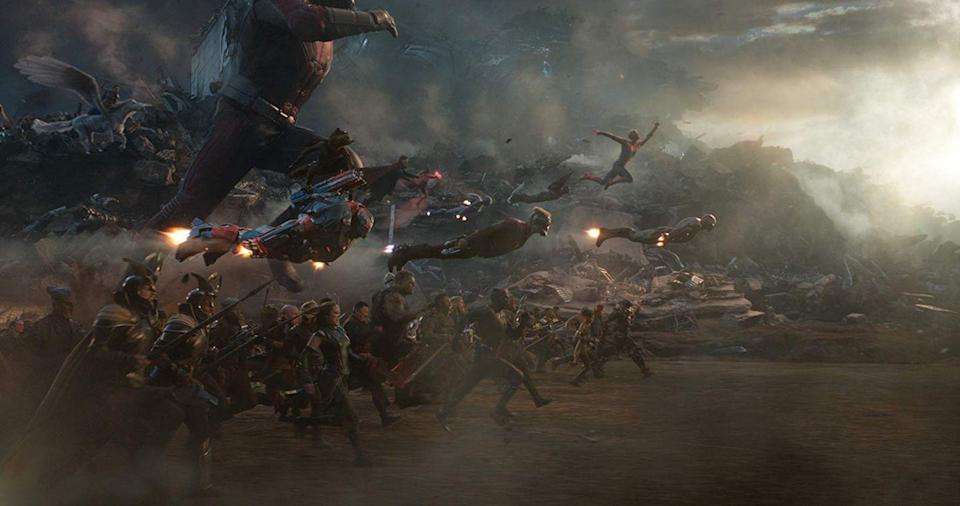<p>This past year was the year of spoiler-phobia—first, with <em>Game of Thrones</em> and then with <em>Avengers: Endgame</em>. The final installment in the <em>Avengers</em> franchise premiered in April and included a pretty big plot twist.</p>