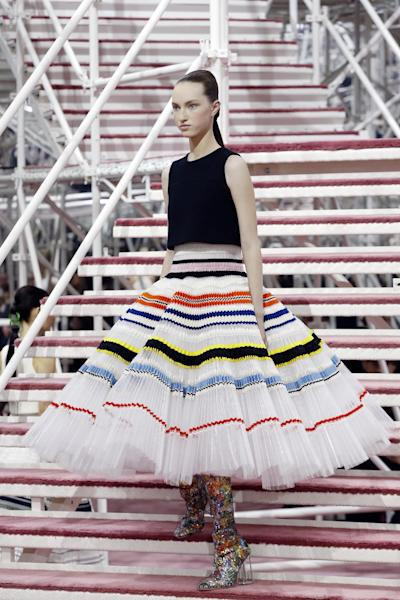 Christian Dior Haute Couture Spring-Summer 2015