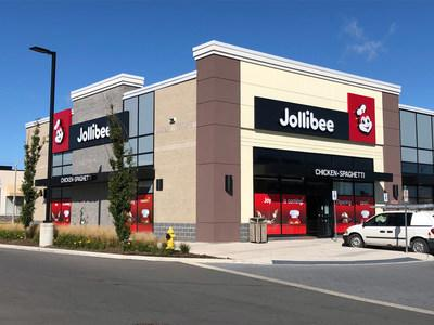 Jollibee Toronto Wilson Station store located at 79 Billy Bishop Way, Unit C3, North York, ON M3K 2C8 opens Friday, September 6. (Photo credit: Jollibee)