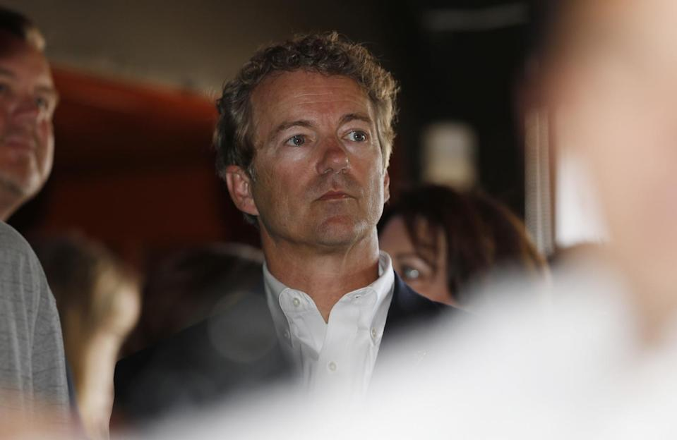 Rand Paul backs effort to bring banking to legal marijuana businesses