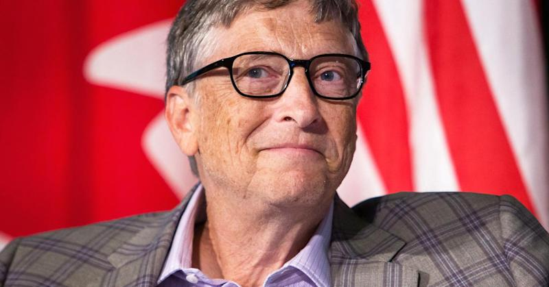 After talking with Trump, Bill Gates likens president-elect to JFK