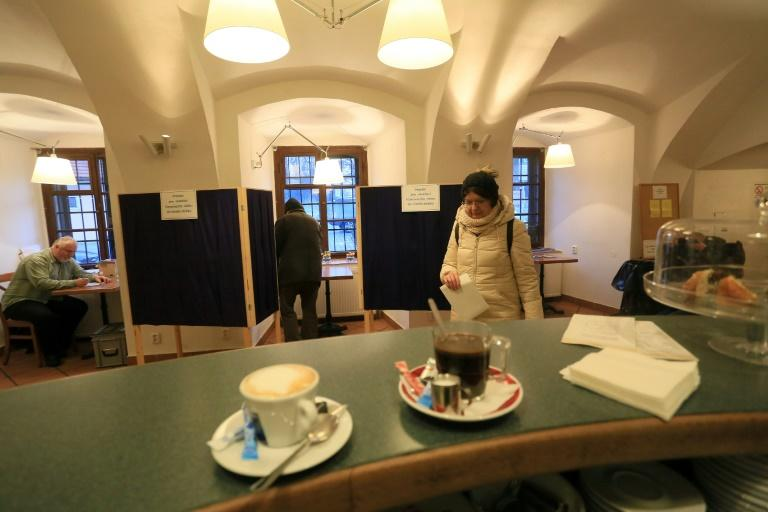 Czech presidential vote seen as test of pro Russian Federation incumbent