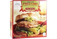 <p>The price of this four-burger box has stayed the same — $3.49 — since it launched more than a decade ago. Trader Joe's, you're just too good to us.</p>