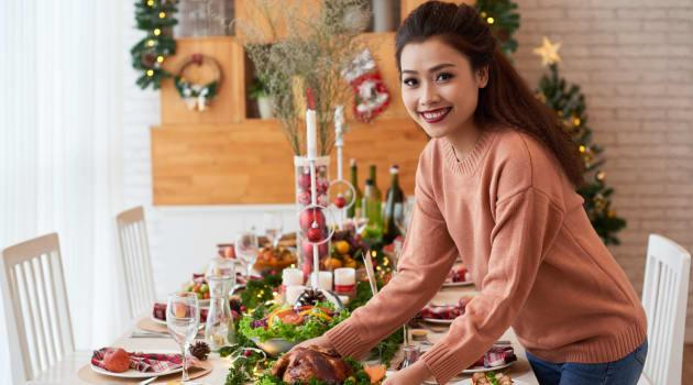 3 Easy Ways to Host Christmas Dinner on a Budget