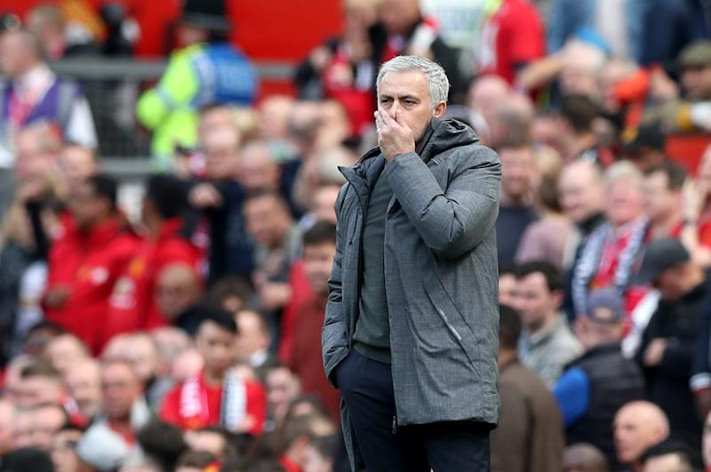 Mourinho's squad has been hit by a wave of injuries during a busy spell of fixtures - PA Wire/PA Images