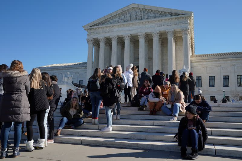 Supreme Court Hears Montana State Tax Credit Case