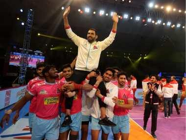 India's Anup Kumar says he'll continue to stay in touch with kabaddi after announcing retirement from sport