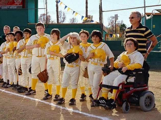 The Bad News Bears circa 2005 — Yahoo! Movies/Paramount Pictures