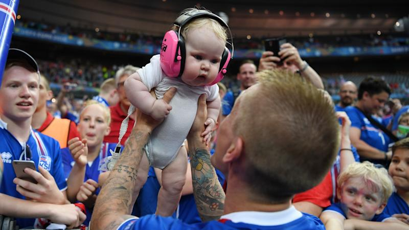 Icelandic hospital gives record number of epidurals... nine months after victory over England