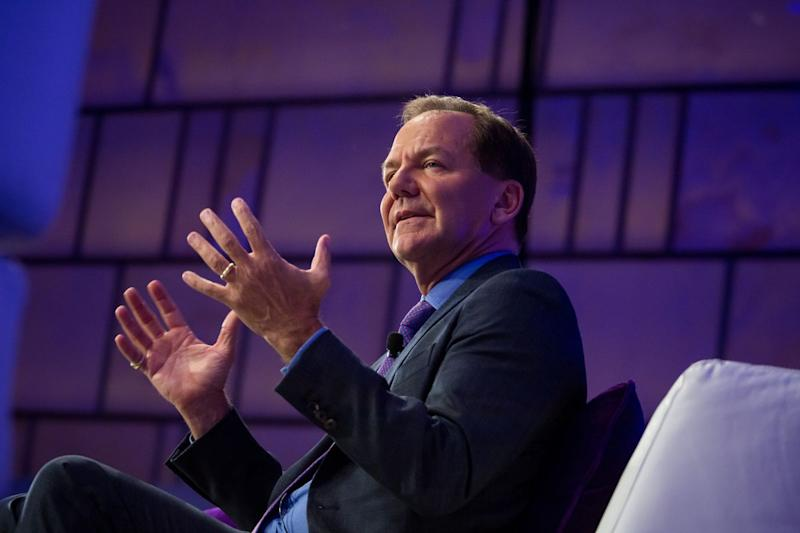 Paul Tudor Jones Says Trading in theSecond Half to Be 'Phenomenal'