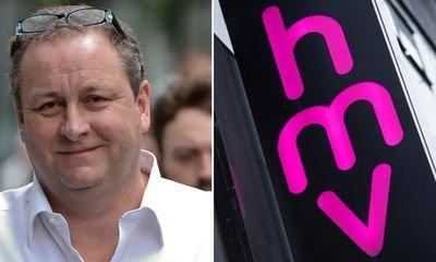 Ashley demands rent holiday to secure HMV rescue deal