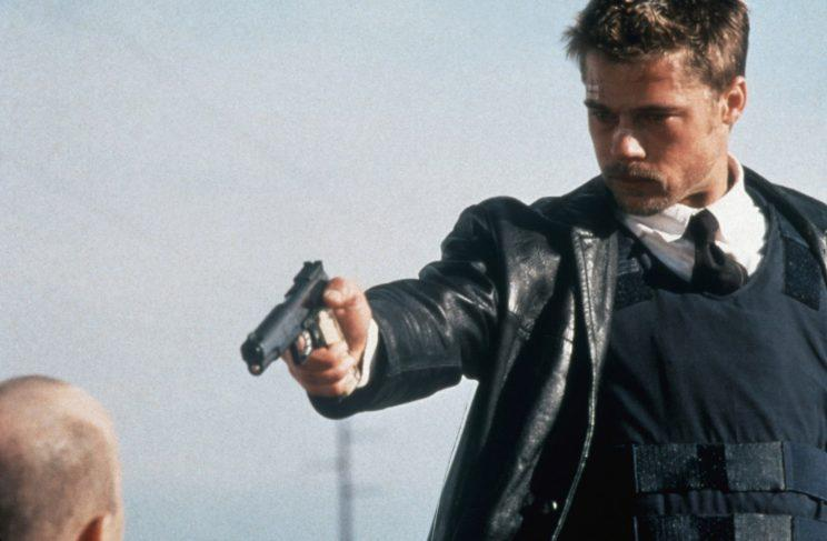 The ending of Se7en is a big reason why it's become a classic. (Photo: New Line/courtesy Everett Collection)