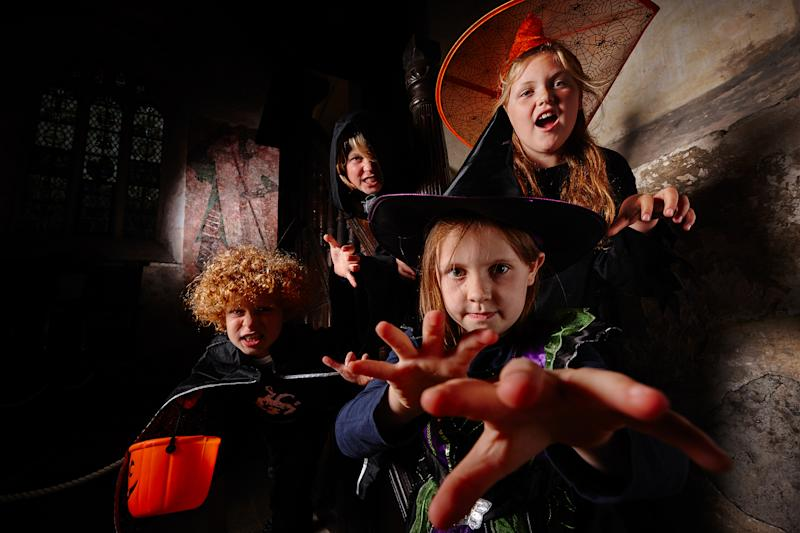 Half Term Horrors event at the Eltham Palace: © English Heritage Trust, Robert Smith