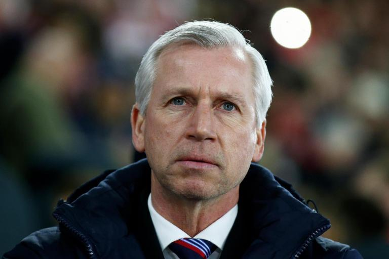 Alan Pardew claims he was 'too loyal' to the players who had kept Crystal Palace up