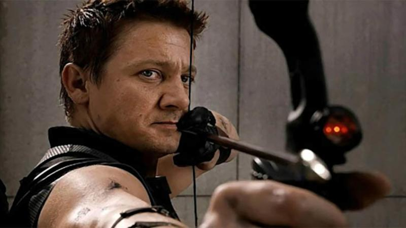 Jeremy Renner Marvel Contract
