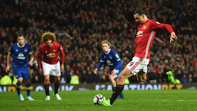 Zlatan Ibrahimovic was frustrated Manchester United failed to overcome Everton at Old Trafford and wants more from his team-mates.