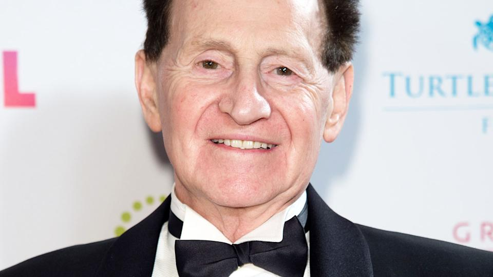 Geoffrey Edelsten, pictured here at the Red Ball in Melbourne in 2015.