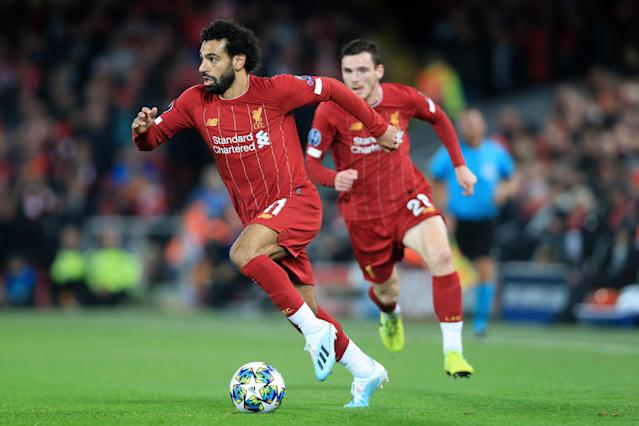 Liverpool is leading the Premier League from way out front, and has been doing so for quite awhile. (Photo by Simon Stacpoole/Offside/Offside via Getty Images)