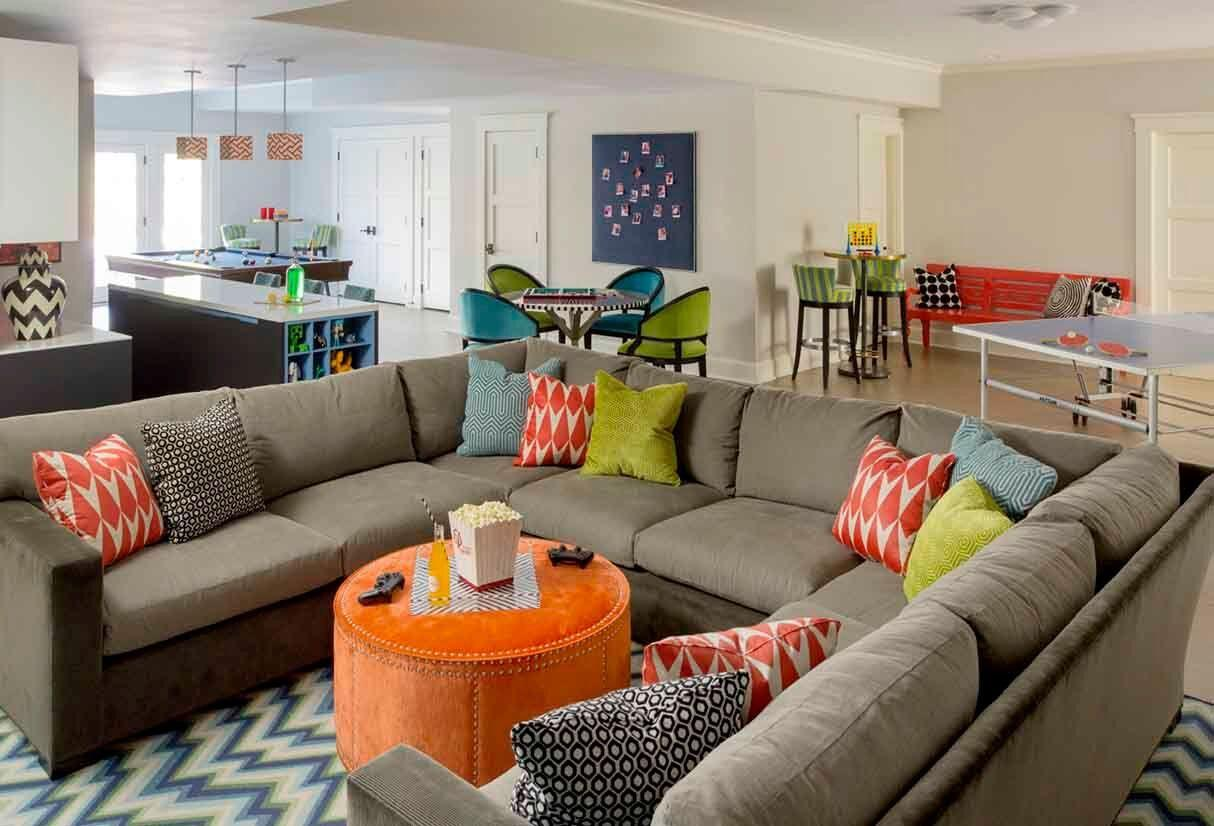 "<p>Does your basement feel more like an unused dungeon than a stylish space to hang out in? For more homeowners than not, a basement is merely a <a href=""https://www.elledecor.com/design-decorate/room-ideas/g25605358/shoe-storage-ideas/"" target=""_blank"">storage</a> space for unwanted <a href=""https://www.elledecor.com/design-decorate/trends/g23694152/furniture-trends-2019/"" target=""_blank"">furnitur</a>e or boxes full of who knows what. By letting this square footage go to waste, you're missing out on prime interior real estate, which can ultimately decrease the value of your home. Plus, what better place to have fun with design than a room secluded from the rest of your house? </p><p>Before you begin remodeling, there are some important factors to consider. ""As with any room, the first important step is to think about what the space will be used for,"" says designer Christine Markatos Lowe. ""Do you mostly use it during the day or at night? Will there need to be plumbing installed, for add-ons like a bathroom or a wetbar?  Will it be a <a href=""https://www.elledecor.com/design-decorate/room-ideas/g121/kids-room-decorating-ideas/"" target=""_blank"">kids space</a> or more for adults and entertaining?"" she adds. Once you've nailed down your purpose, there are several factors to contend with. Since basements are typically windlowless or very dim, appropriate <a href=""https://www.elledecor.com/shopping/g27634773/best-online-lighting-stores/"" target=""_blank"">lighting</a> is key. ""Typically the ceiling height is going to be pretty low, so installing recessed can lights or low-profile flush mounts is a must,"" Markatos says. ""Treating the ceiling as a fifth surface area to play with is also a great way to bring in some more interest through wallpaper or paint to an otherwise dark and flat area."" </p><p>Still unsure where to go from here? Read below for 30 surprisingly stylish basement ideas that will transform the look—and value—of your home. <br></p>"