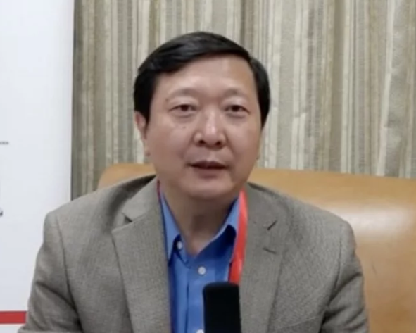 Guangfa Wang complained of red eyes just days before reporting his contraction of the coronavirus.