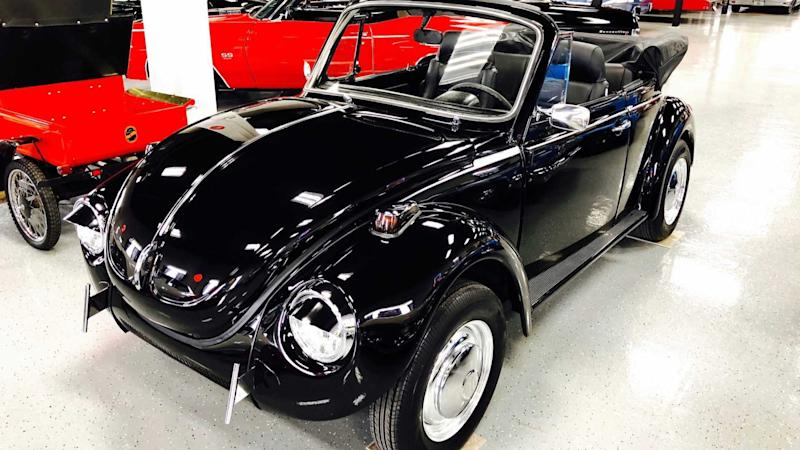 Feel The Love With This Volkswagen Bug