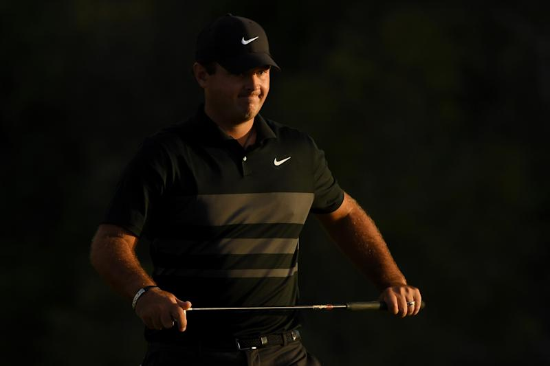Patrick Reed is dealing with pressure both inside and outside the ropes. (Harry How/Getty Images)