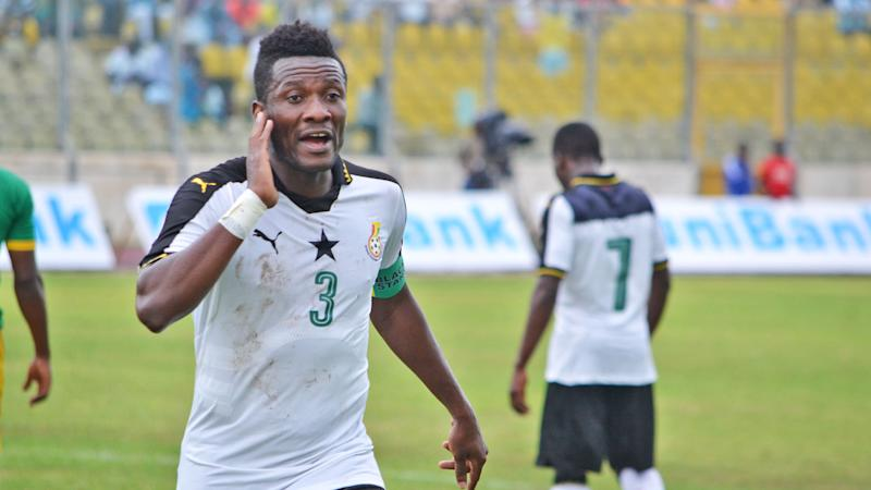 Ghana name Asamoah Gyan, Ayew brothers in provisional squad for Africa Cup of Nations