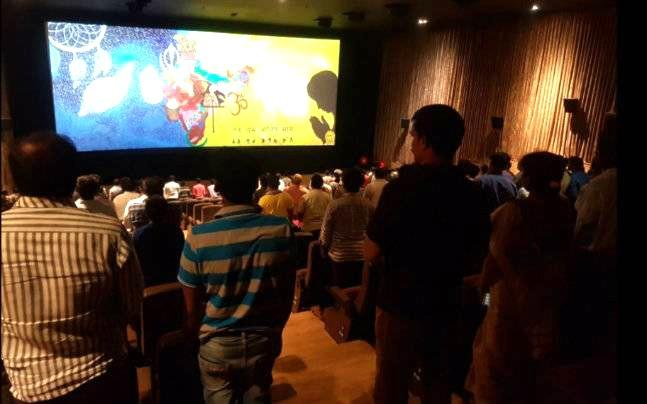 <p>People need not stand up in the cinema halls to prove their patriotism, observed Supreme Court judge Justice DY Chandrachud.</p>
