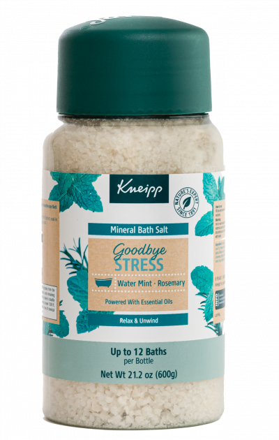 """<p><strong>Kneipp</strong></p><p>kneipp.com</p><p><strong>$22.00</strong></p><p><a href=""""https://go.redirectingat.com?id=74968X1596630&url=https%3A%2F%2Fwww.kneipp.com%2Fus_en%2Fproducts%2Frosemary-stress-bath-salt%3FranMID%3D41998%26ranEAID%3D2116208%26ranSiteID%3DTnL5HPStwNw-nSqyPrFgJv1fKMlhhYF_LQ&sref=https%3A%2F%2Fwww.townandcountrymag.com%2Fstyle%2Fbeauty-products%2Fg35072678%2Fthe-weekly-covet-january-1-2021%2F"""" rel=""""nofollow noopener"""" target=""""_blank"""" data-ylk=""""slk:Shop Now"""" class=""""link rapid-noclick-resp"""">Shop Now</a></p><p>""""I am a fervent believer in the restorative power of a good soak. Kniepp's Goodbye Stress (the name says it all) Salt Soak contains relaxing mineral salts—which the 125-year-old company sources from an ancient underground sea in Germany—combined with essential oils of rosemary and mint.""""—<em>April Long, Beauty Director</em></p>"""