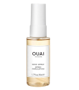 """<p><strong>OUAI</strong></p><p>nordstrom.com</p><p><strong>$26.00</strong></p><p><a href=""""https://go.redirectingat.com?id=74968X1596630&url=https%3A%2F%2Fshop.nordstrom.com%2Fs%2Fouai-wave-spray%2F4398380&sref=https%3A%2F%2Fwww.marieclaire.com%2Fbeauty%2Fnews%2Fg2902%2Fbest-beach-wave-salt-sprays%2F"""" rel=""""nofollow noopener"""" target=""""_blank"""" data-ylk=""""slk:SHOP IT"""" class=""""link rapid-noclick-resp"""">SHOP IT </a></p><p>You'll be able to fake full, voluminous extensions in a flash with this thickening sea salt spray. Transform life-less morning hair to I-woke-up-like-this waves with a few spritz of this rice protein-packed formula all over your hair from root to tip.</p>"""