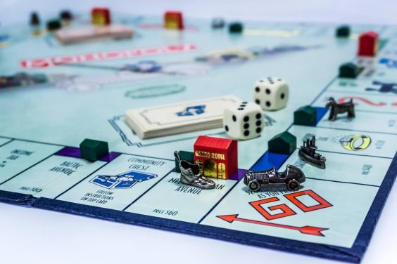 Unlike other online games, to play Monopoly you'll have to pay