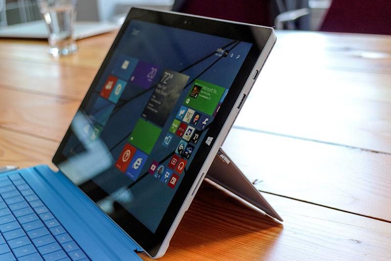 Microsoft's Surface Pro 3 battery woes resurface after August's firmware update