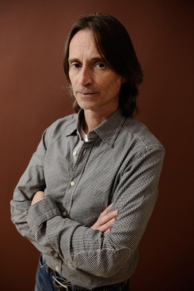 PARK CITY, UT - JANUARY 24:  Actor Robert Carlyle poses for a portrait during the 2012 Sundance Film Festival at the Getty Images Portrait Studio at T-Mobile Village at the Lift on January 24, 2012 in Park City, Utah.  (Photo by Larry Busacca/Getty Images)