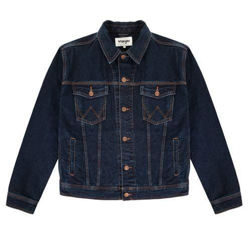 """<p><a class=""""link rapid-noclick-resp"""" href=""""https://eu.wrangler.com/uk-en/shop/men/jeans-clothing/jackets/authentic-western-jacket-in-blue-black-W41001705.html"""" rel=""""nofollow noopener"""" target=""""_blank"""" data-ylk=""""slk:SHOP"""">SHOP</a></p><p>A classic indigo blue, authentic western denim jacket from Wrangler, a brand that started making denim in the form of workwear in 1904. This will work well with a t-shirt underneath in the summer, and a soft cashmere knit in the winter. </p><p>Authentic Western Jacket in Blue/Black, £90, <a href=""""https://eu.wrangler.com/uk-en/shop/men/jeans-clothing/jackets/authentic-western-jacket-in-blue-black-W41001705.html"""" rel=""""nofollow noopener"""" target=""""_blank"""" data-ylk=""""slk:wrangler.com"""" class=""""link rapid-noclick-resp"""">wrangler.com</a></p>"""