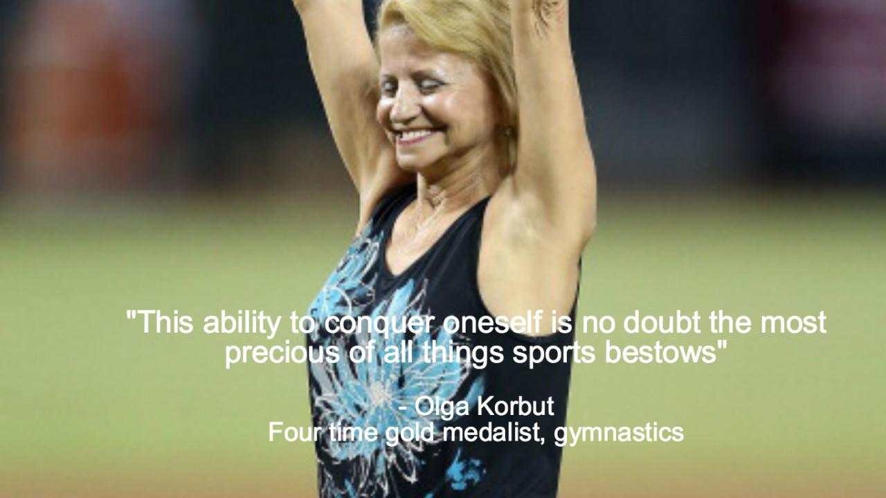 Inspiring quotes from olympic athletes - Athlete quotes tumblr ...