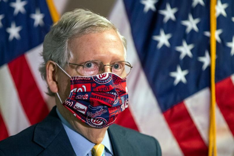 Republicans, With Exception of US President Donald Trump, Now Push Mask-wearing