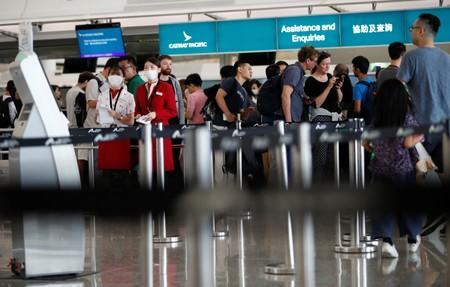 Cathay manager Swire vows support for China