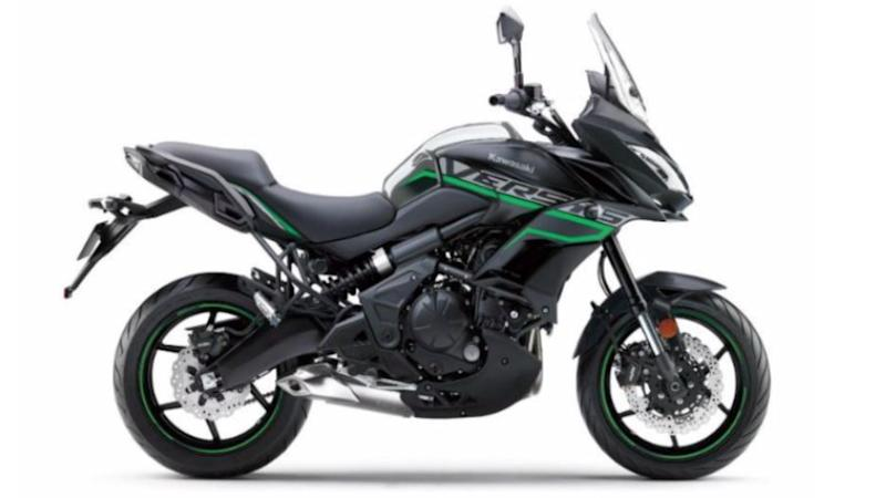 2019 Kawasaki Versys 650 launched for Rs. 6.69 lakh