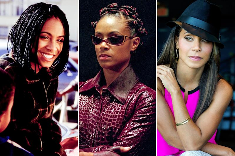 Jada Pinkett Smith gets in on the viral DMX Challenge with look back on her career