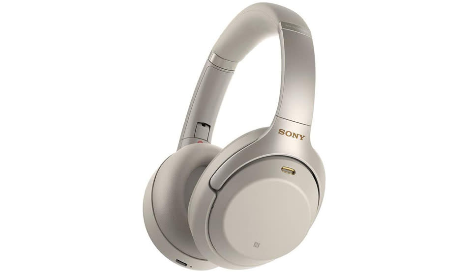 Save $135 on Sony headphones with 16,000 five-star reviews. (Photo: Amazon)