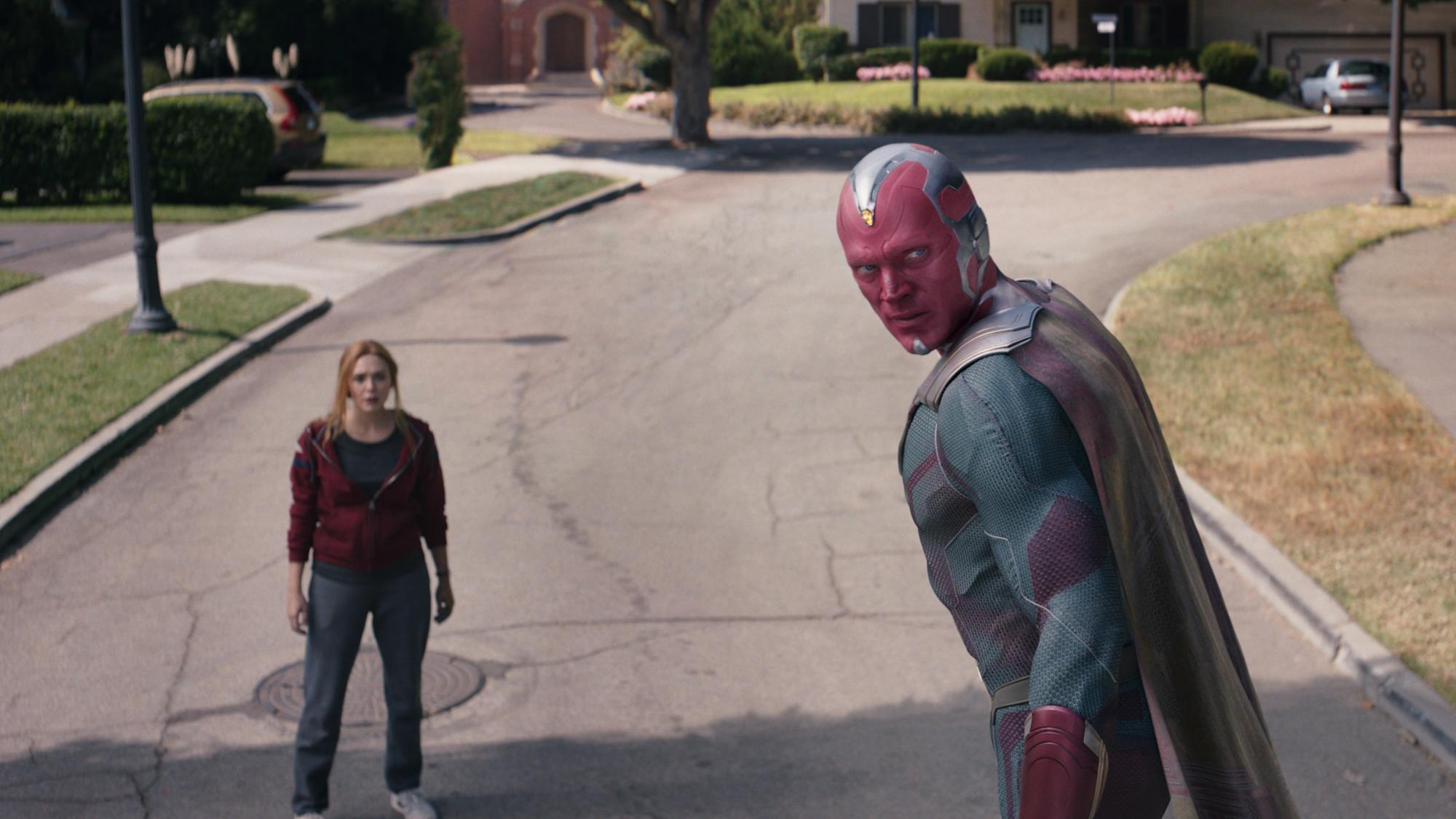 Here's how 'WandaVision' ends — and the rest of the Marvel Cinematic Universe's Phase 4 begins