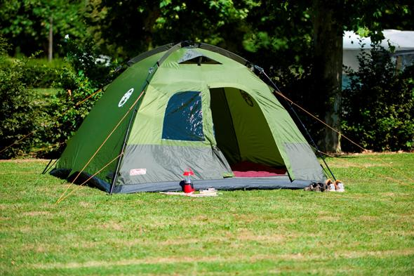 win a camping tent from coleman