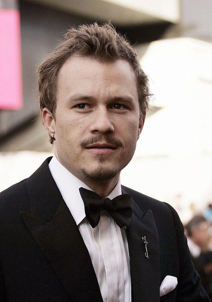 Heath Ledger in 2006.